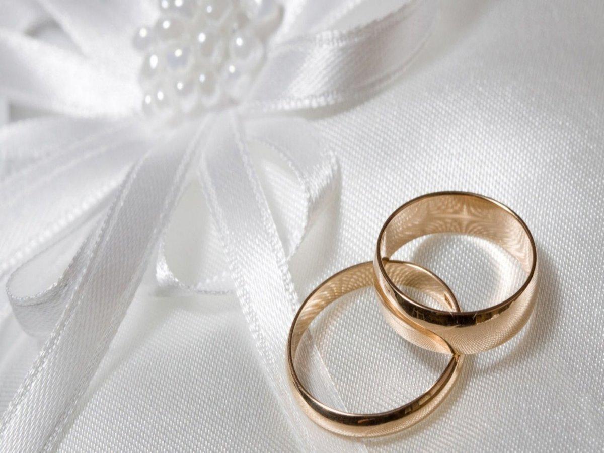 Свадебная картинка большая