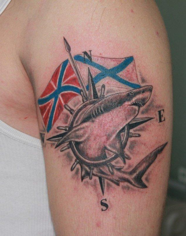 Татуировки и фото вмф