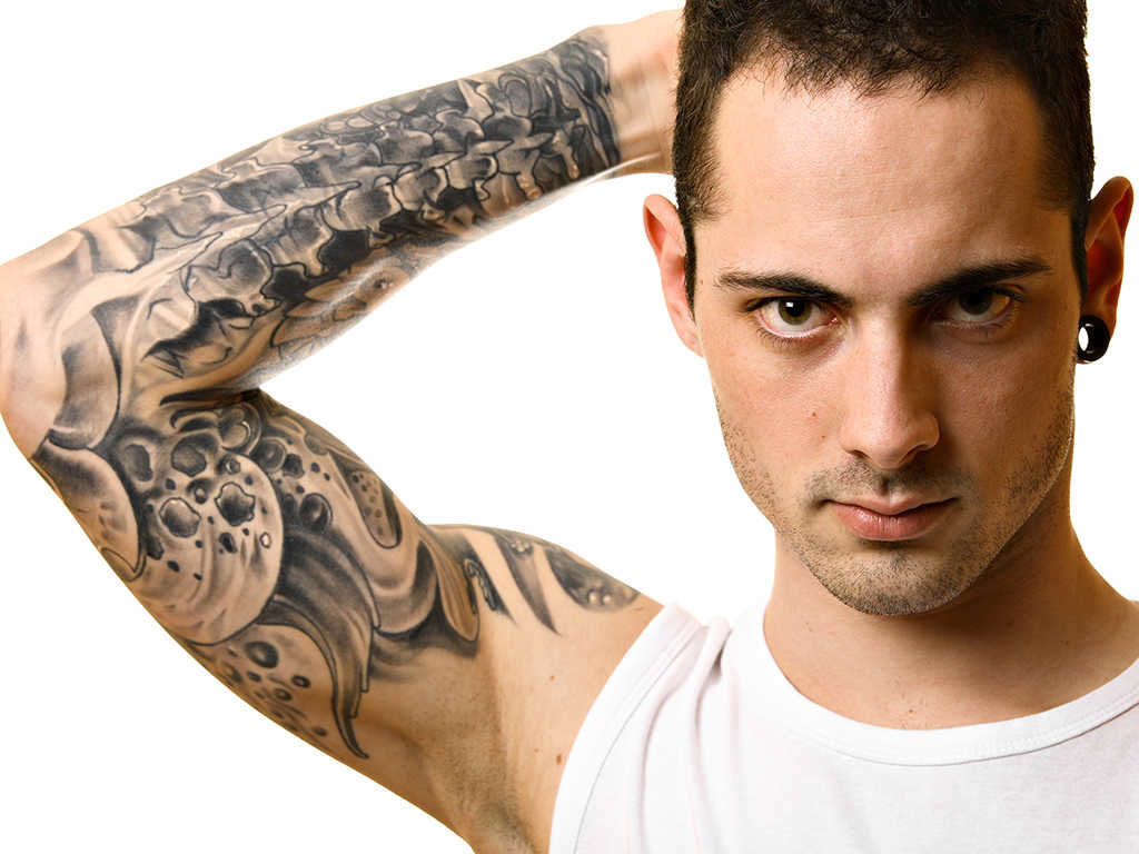 Каталог татуировок и фото на человеке