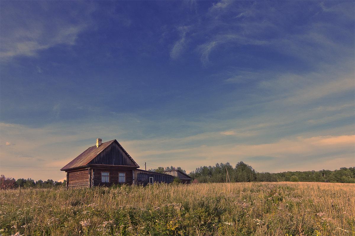 Картинки фото дом в деревне