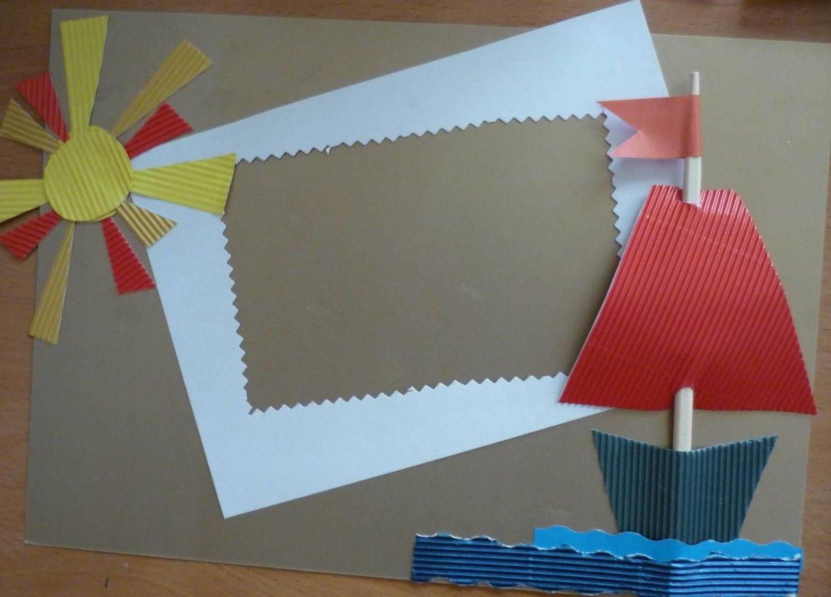 Новым годом, открытки из бумаги и картона к 23 февраля фото