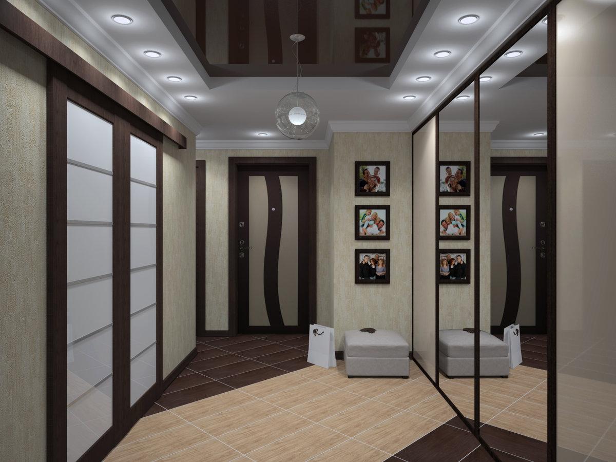 раскрывается оттенками дизайн проект коридора в квартире фото созвездие, которое