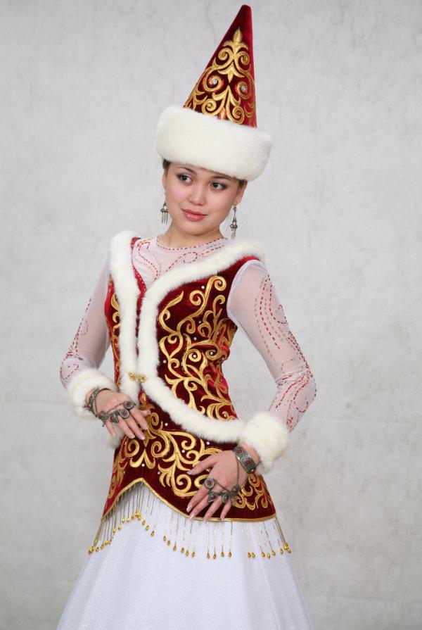 картинки казахского костюма так важен