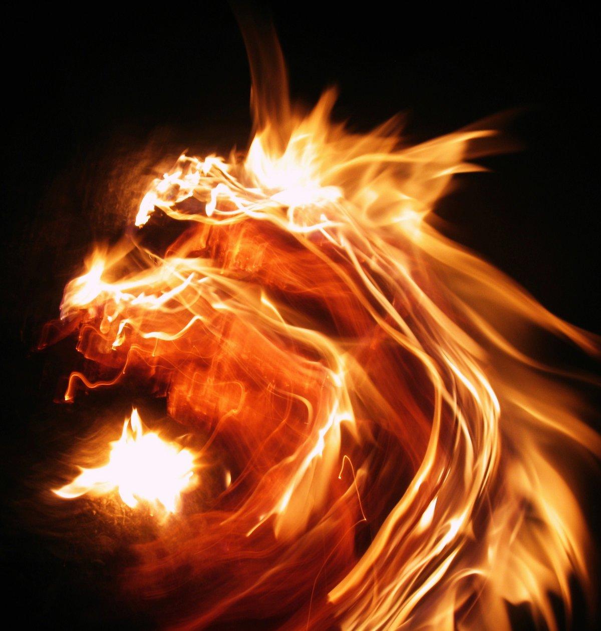картинки огонь духа