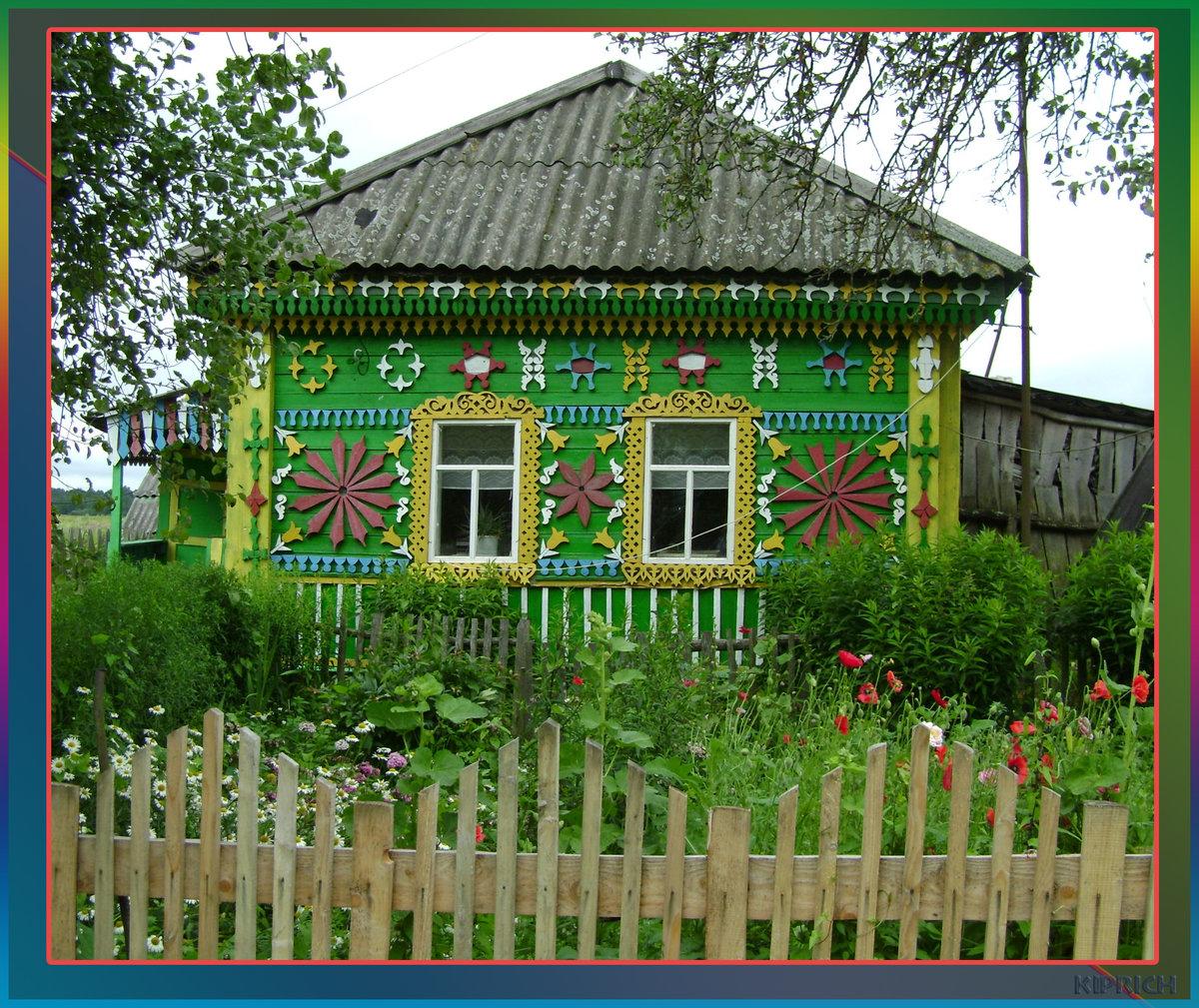 ночного татарский дом рисунок для девочек игрушками