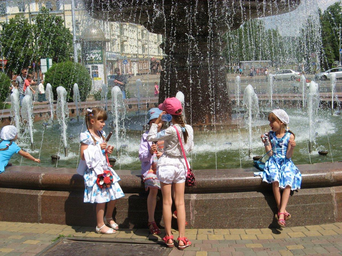 фонтан с детьми картинки гарантировать то