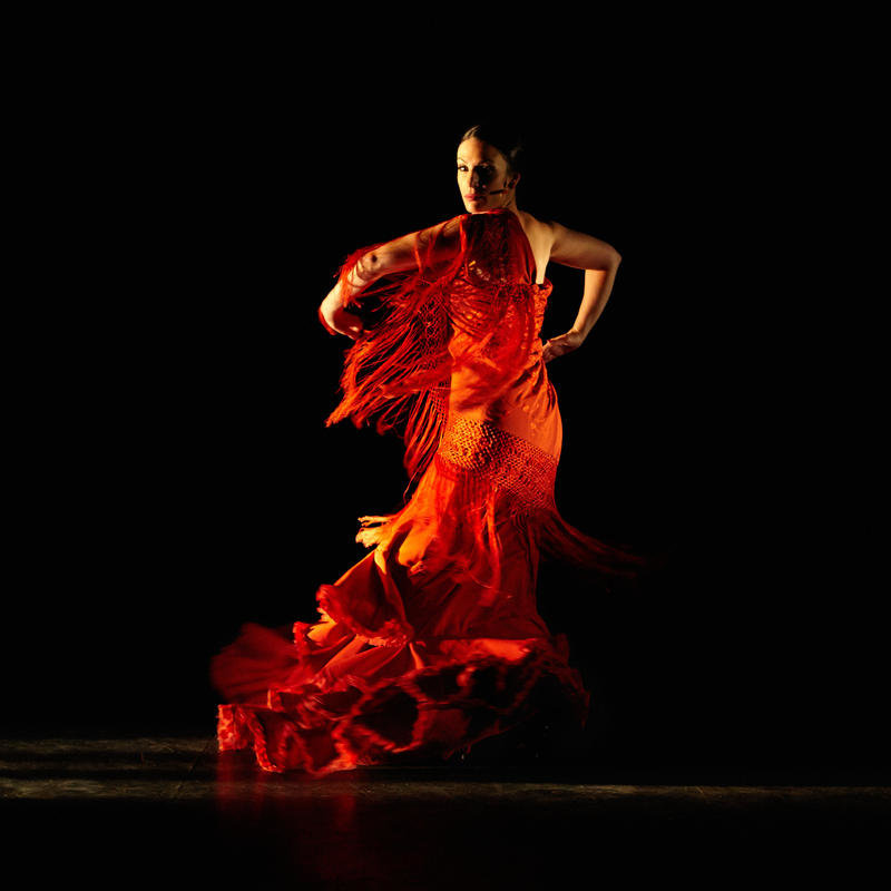 Фламенко танец картинка