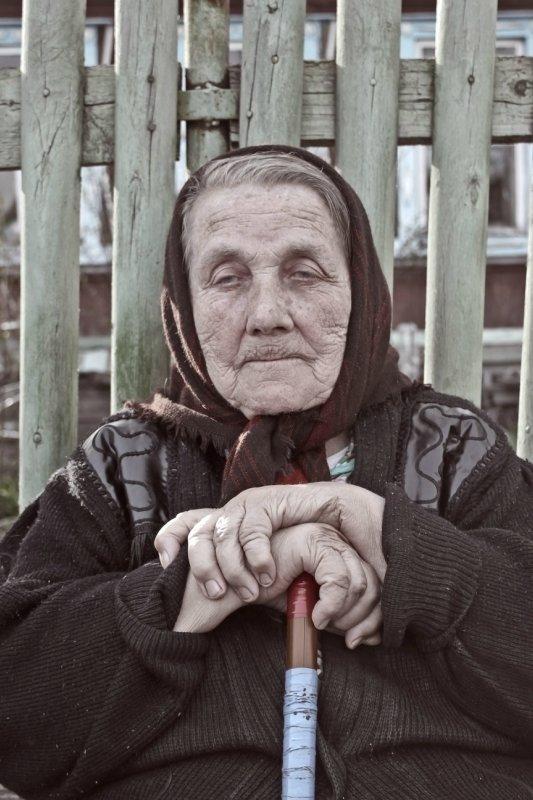 Картинки деревенская бабушка