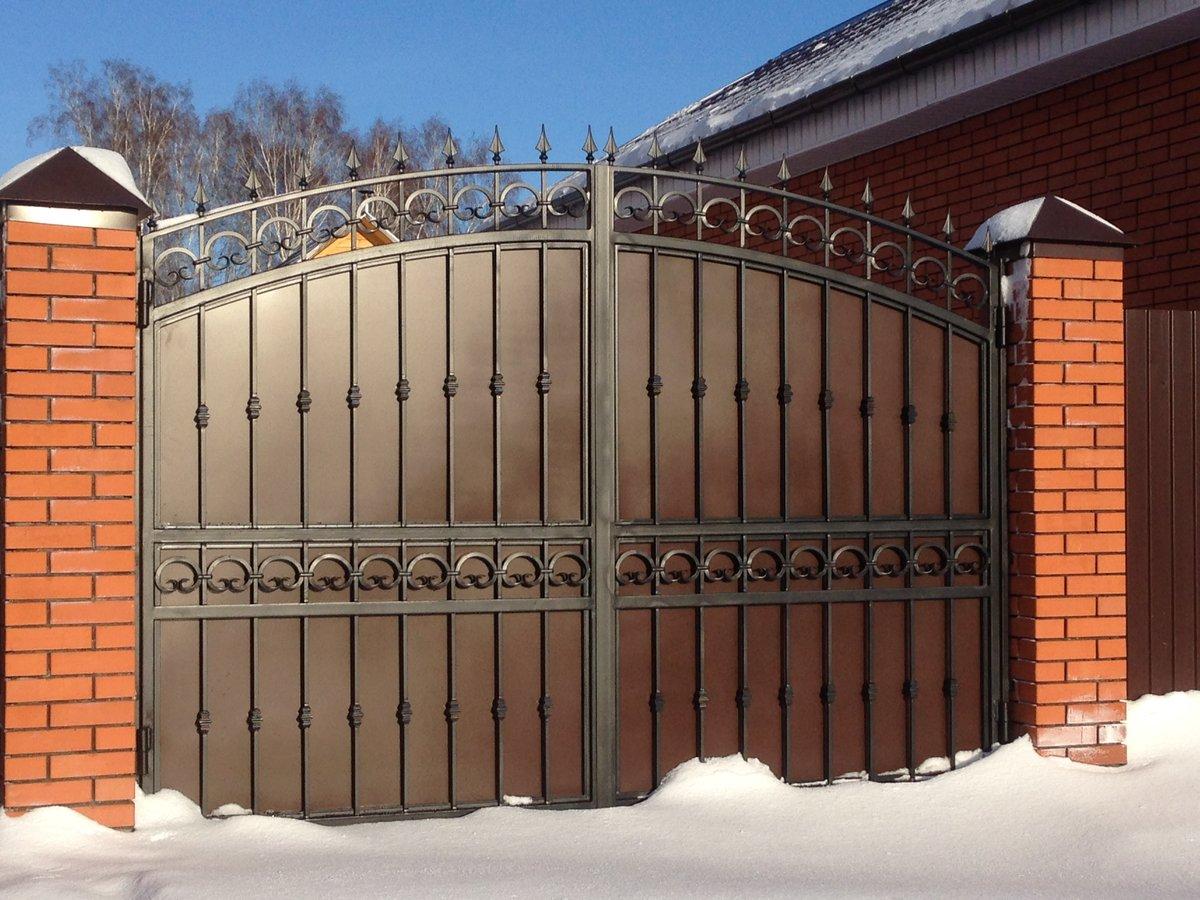 Ворота калитка картинка