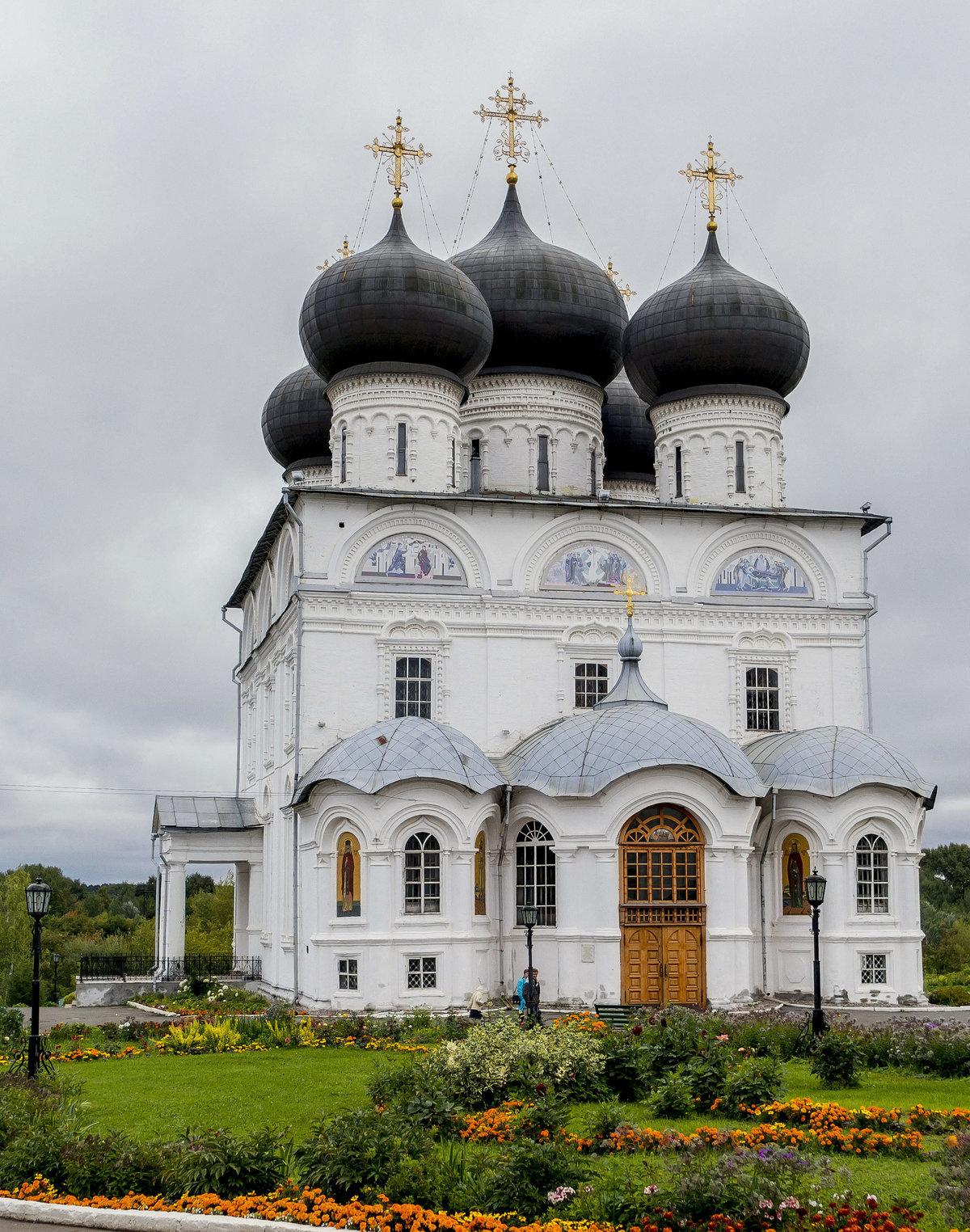 трифонов монастырь картинка данным канала, донецкого
