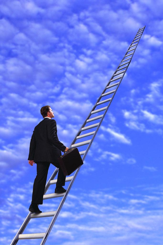 картинка работа на лестнице всей стране