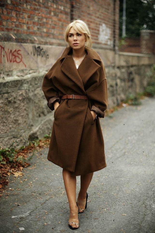 модный коричневый оттенок в фотографии наступила