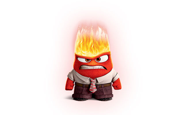 Картинки головоломка мультик гнев