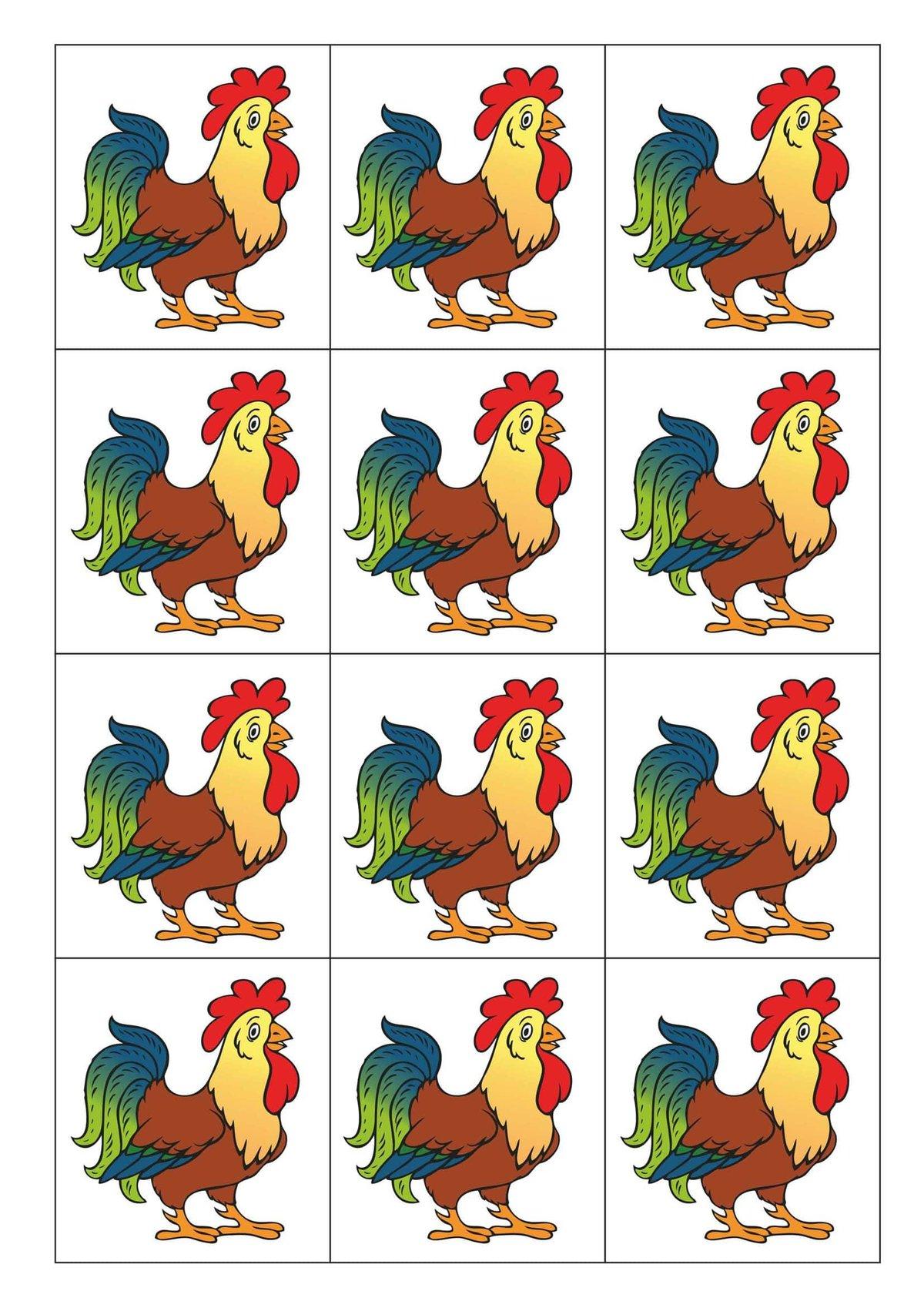 математика картинки животных новогодний