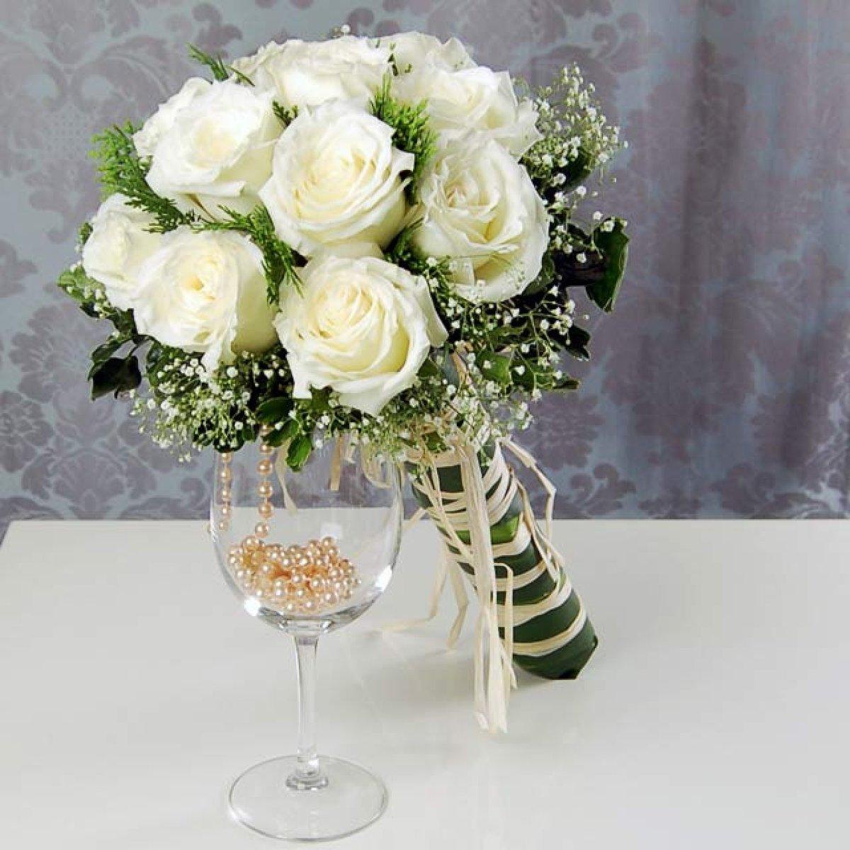 Цветов, заказать свадебные цветы до 1500