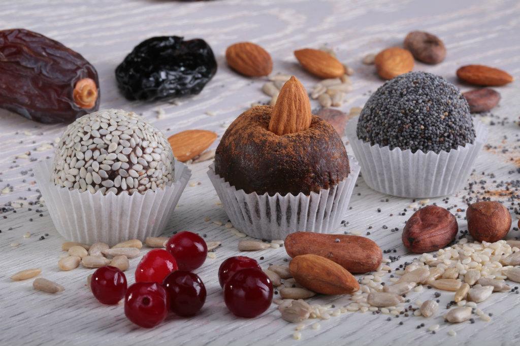 полезные сладости своими руками рецепты с фото хороший