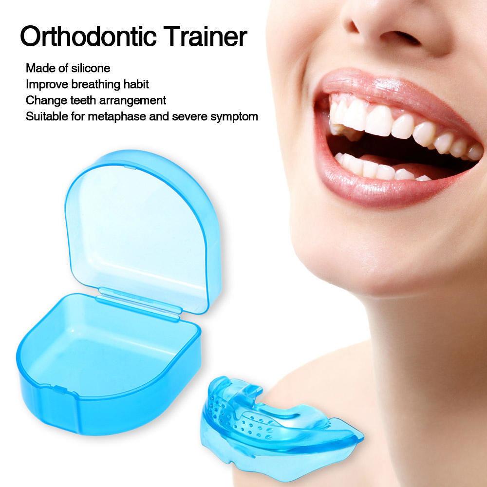Капа Dental Trainer для выравнивания зубов. Капы для выравнивания зубов   виды, плюсы и 7cfa3afa501