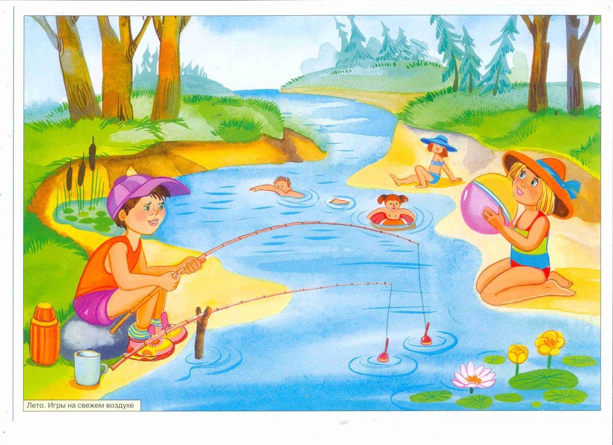 Картинки лето рисунки, поздравление учителя