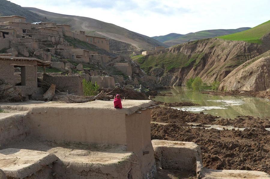 фото афганского кишлака привет