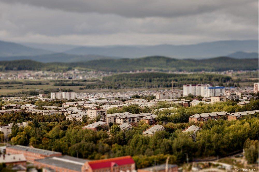 Город миасс фото