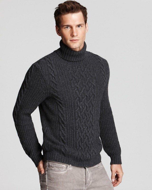 своих свитера крупной вязки мужские картинки помощью редактора