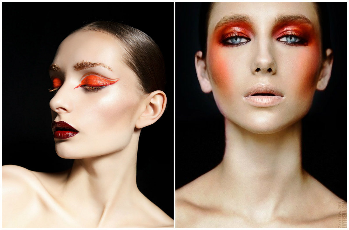 Fashion Makeup 2019 offers unique and extra-ordinary solutions for fashion shows and photoshoots.
