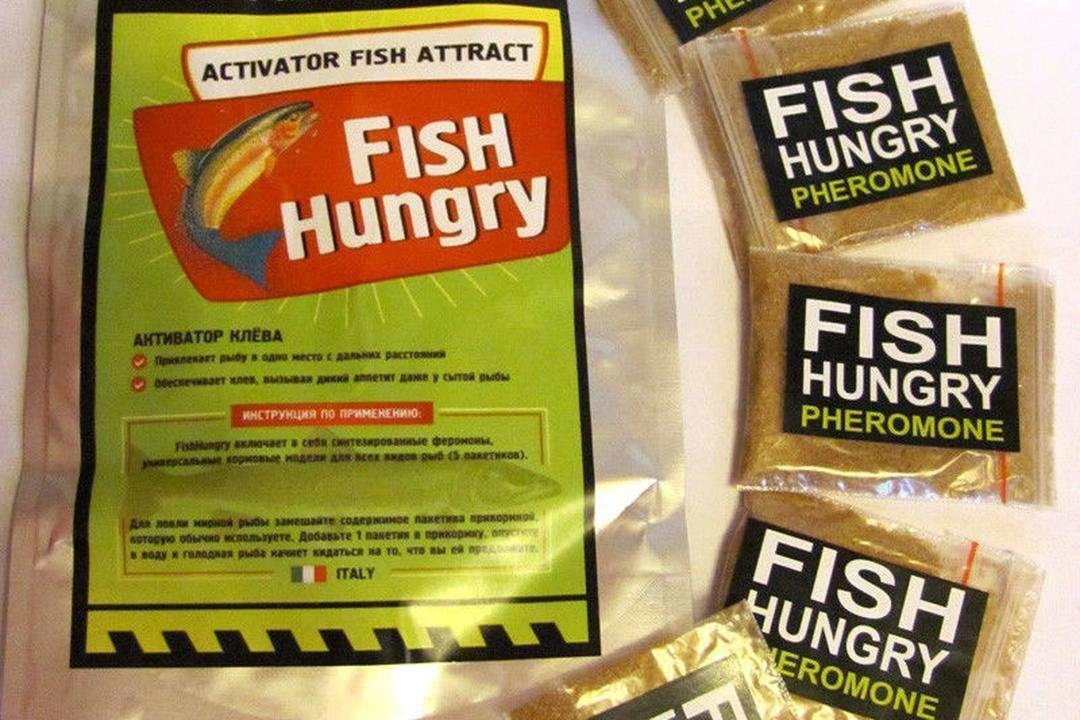 Зимний активатор клёва Fish Hungry в Коркине