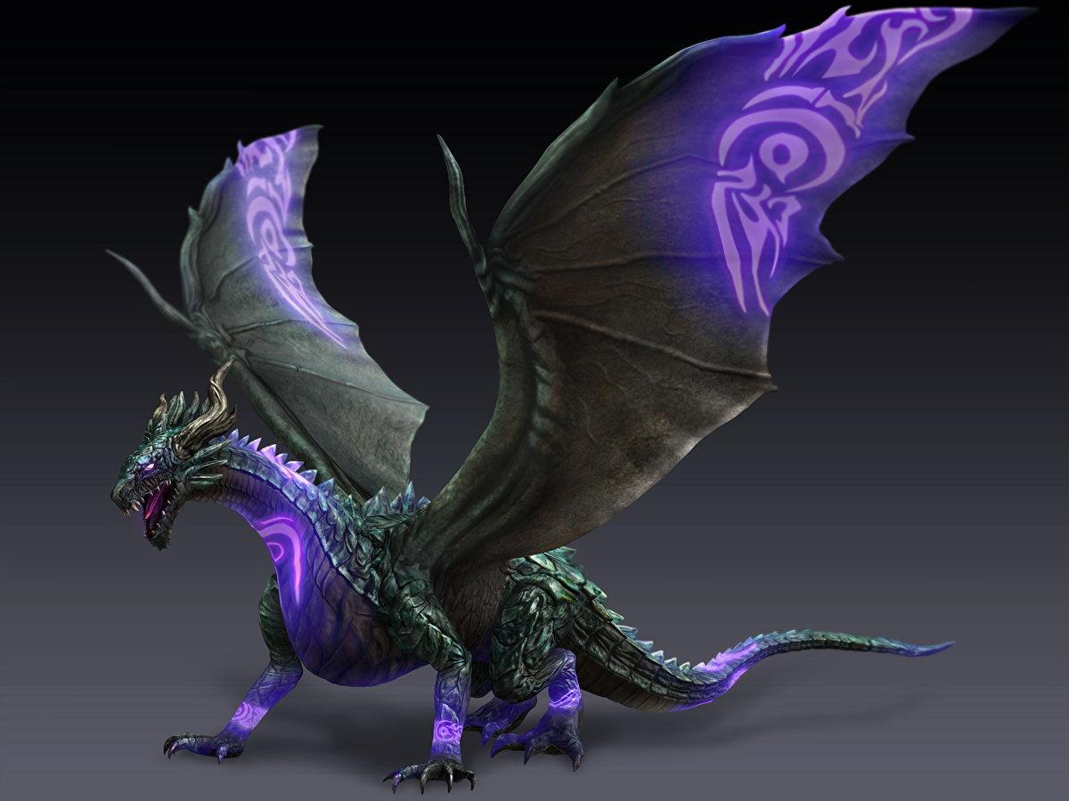 Картинки драконов, хорошего сна