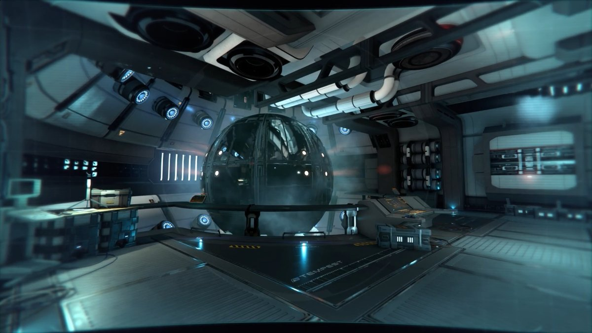 внутри космического корабля картинки герпетический