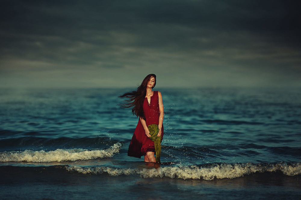 Фото мысли у моря
