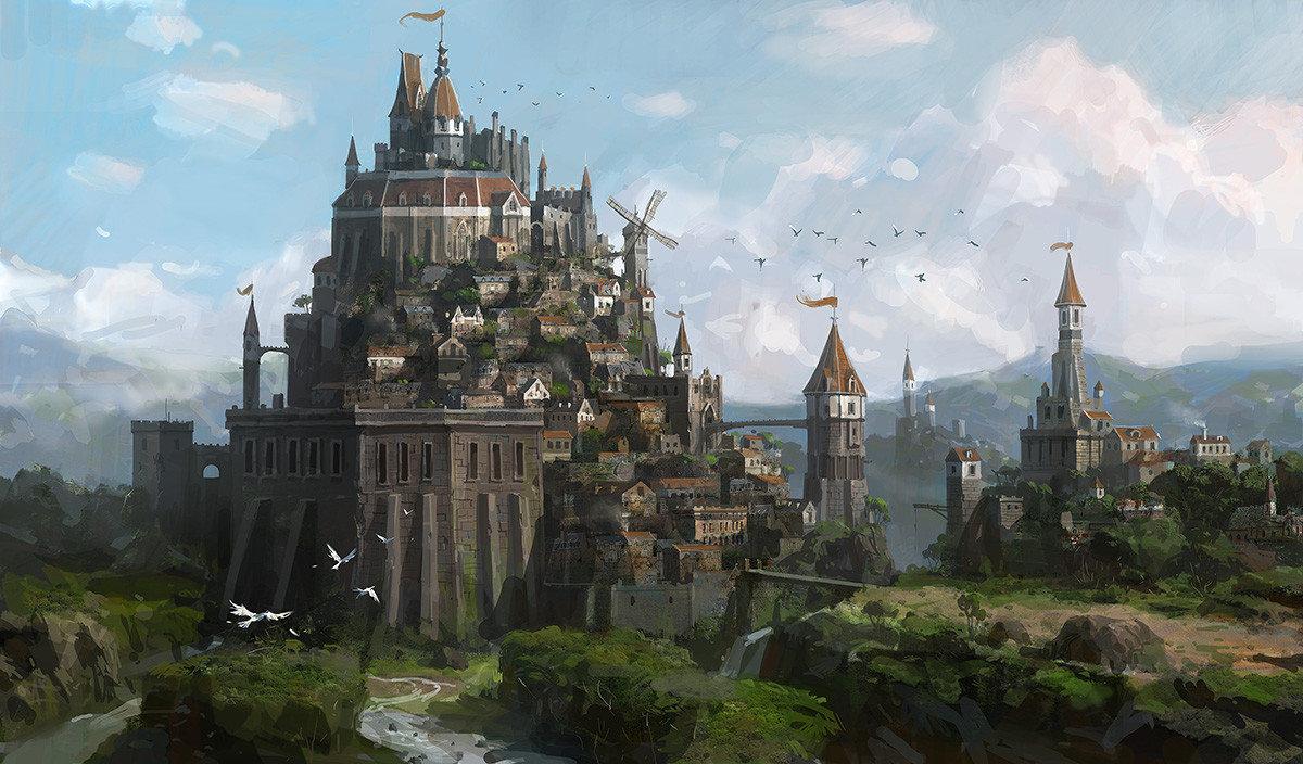 Imaginary Castles's tracks