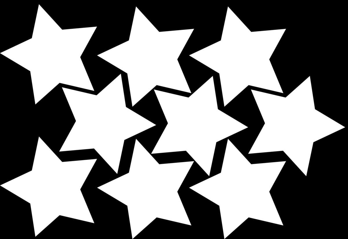 Звездочка картинки шаблон