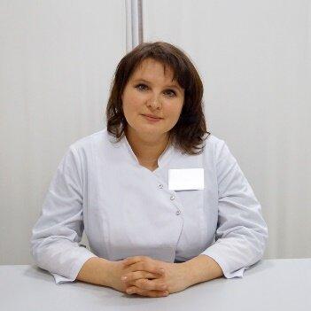Татьяна Бочарова, эндокринолог