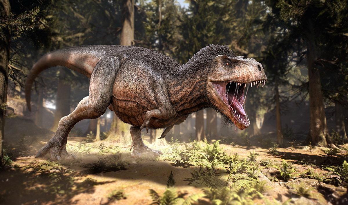 Открытка, картинки динозавра рекса