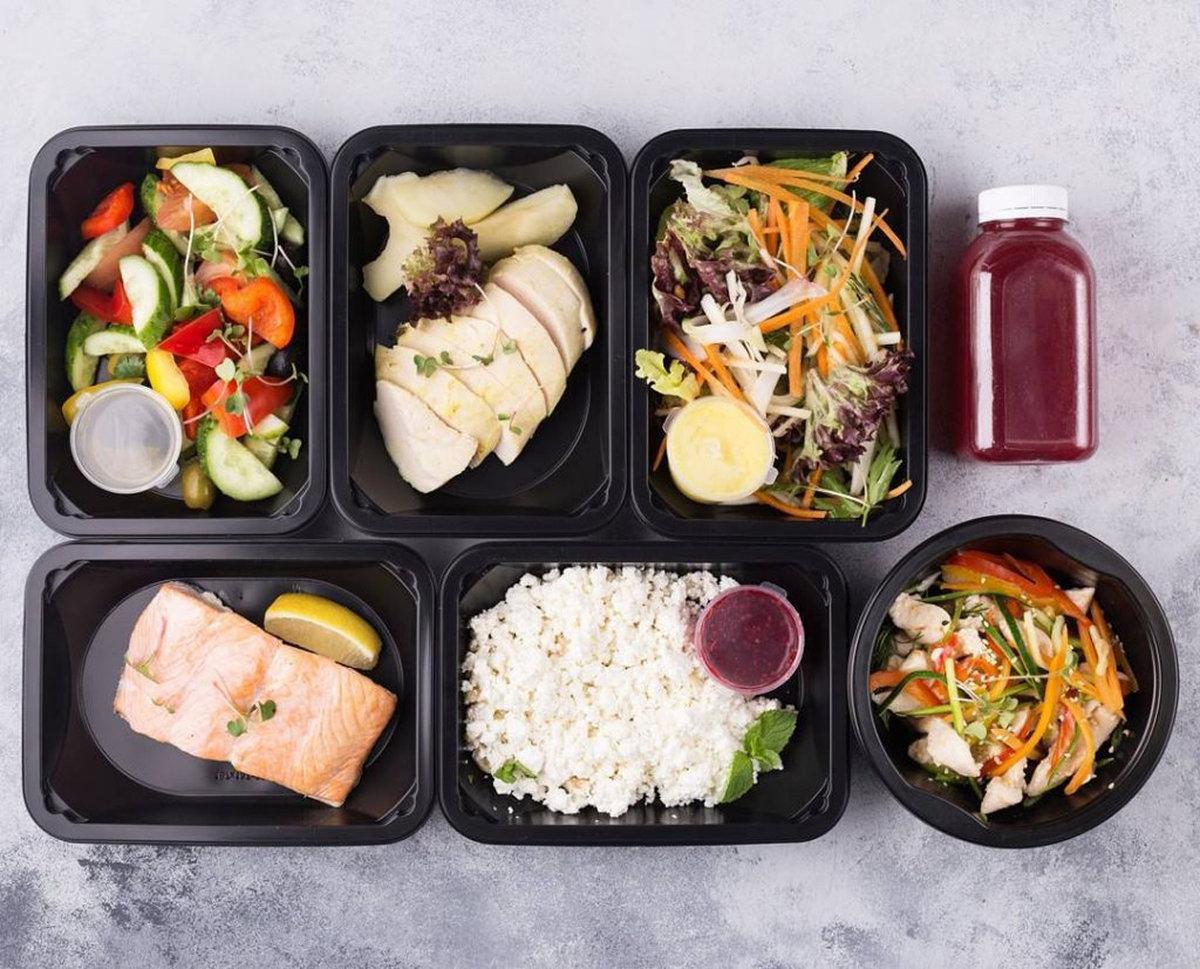 Меню Для Похудения Спб. Где заказать готовую еду: 15 сервисов доставки на дом
