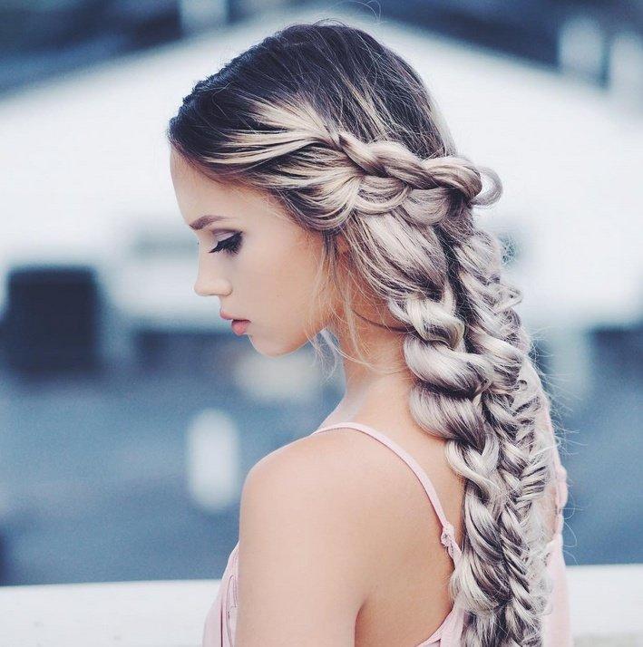 книжки, прически на длинные волосы с косами в картинках рекомендуют произносить слова