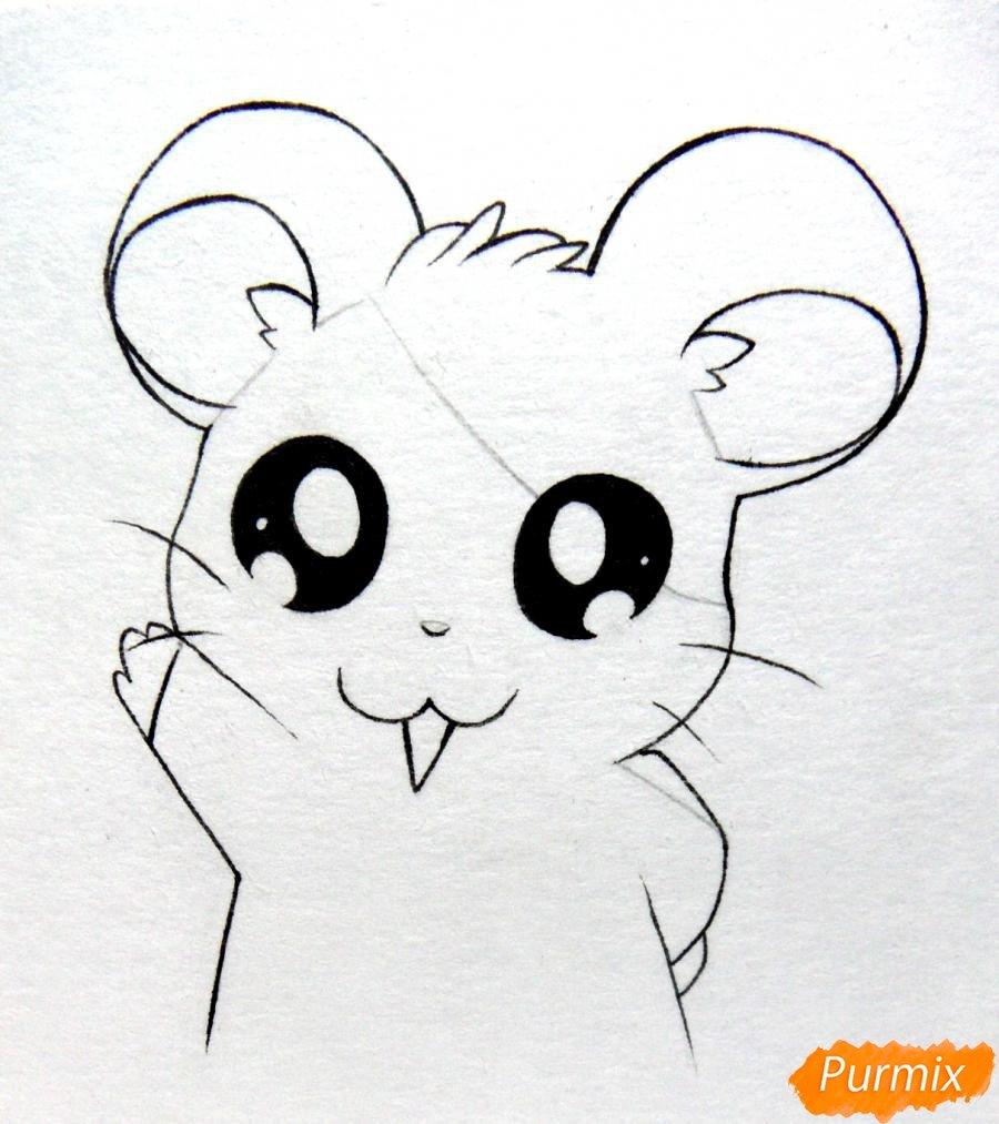 Смешная, маленькие крутые рисунки карандашом