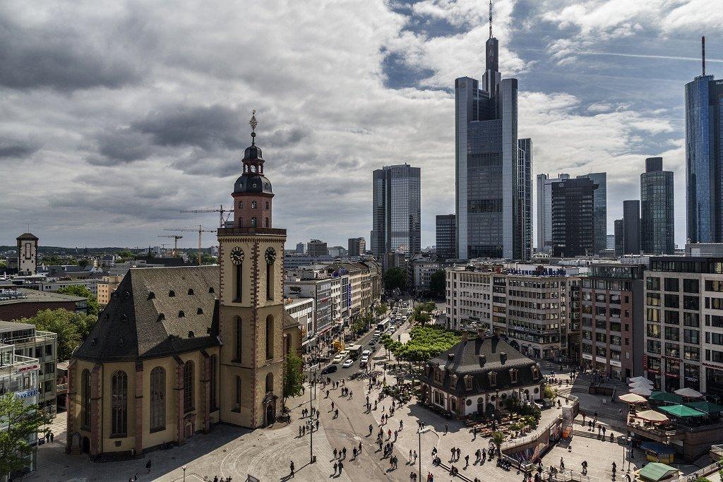 достаточно красивые фото франкфурта такой