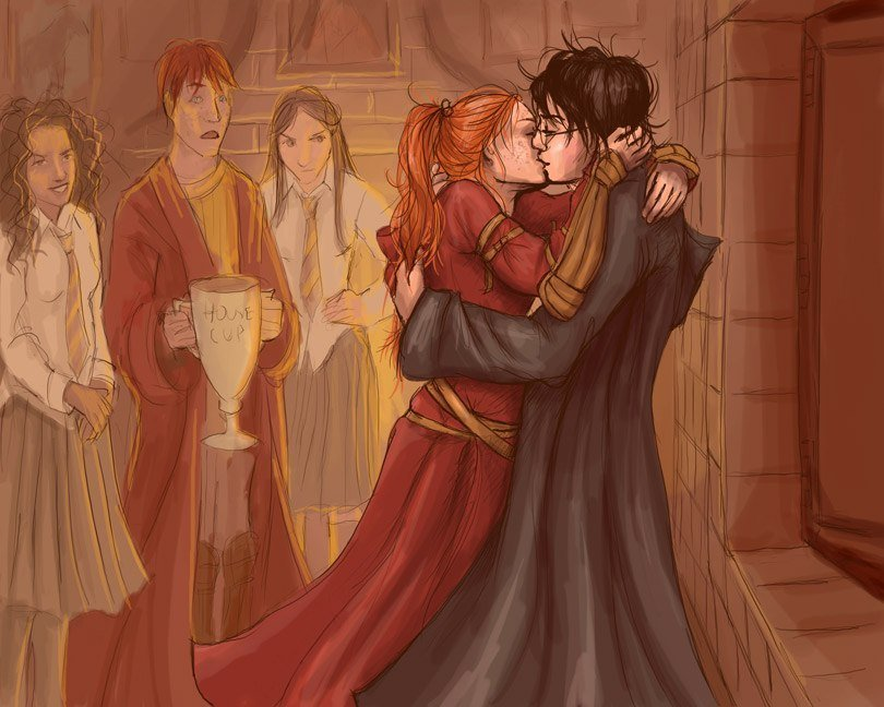 Harry potter marriage contract fanfiction