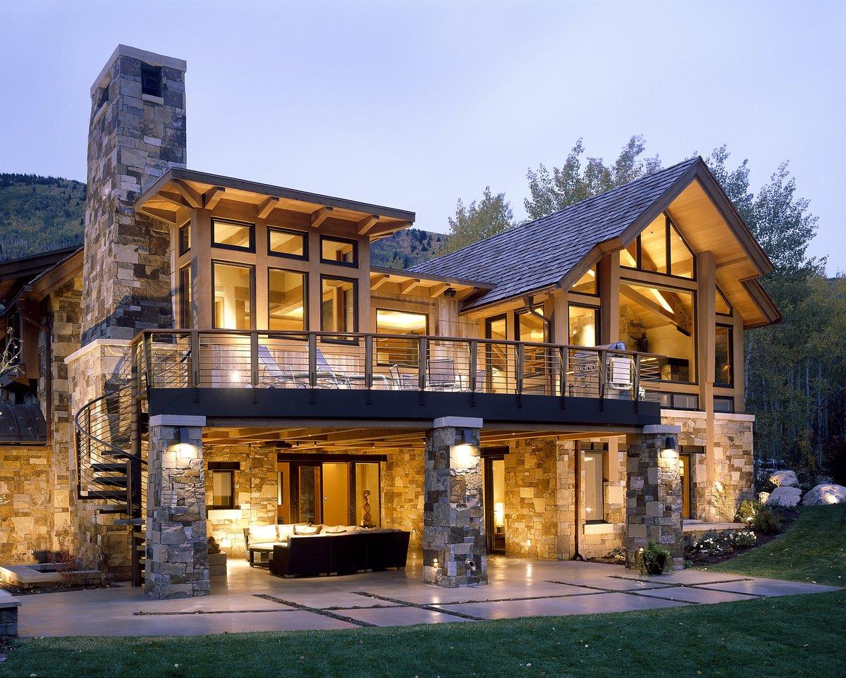Проект дома, который может понравиться с первого взгляда