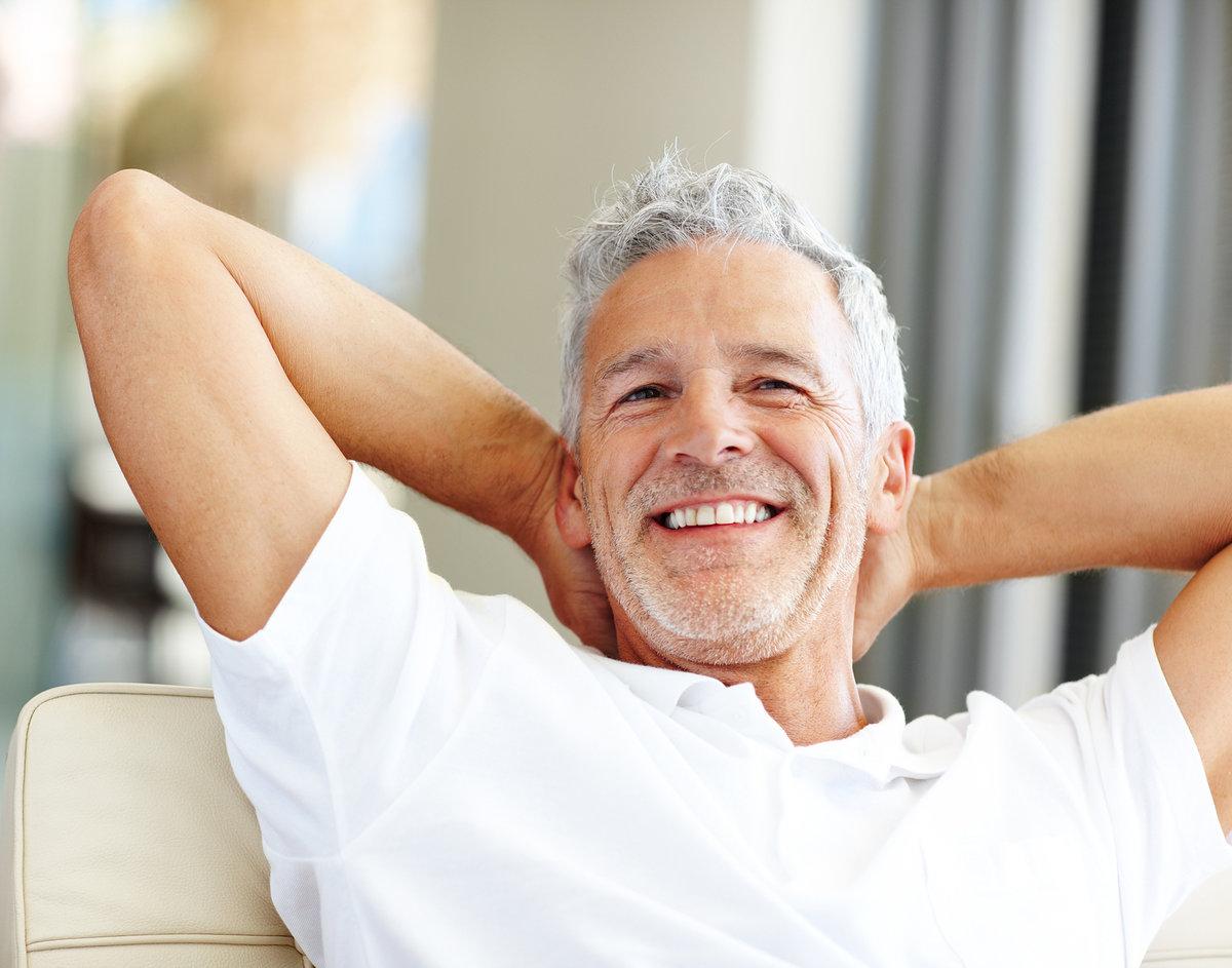 Открытки красивые пожилые мужчины