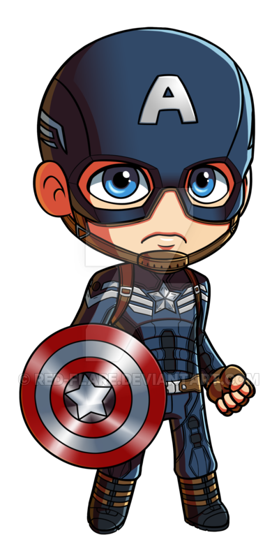 ... Chibi Captain America Cartoon Pictures to Pin on Pinterest -