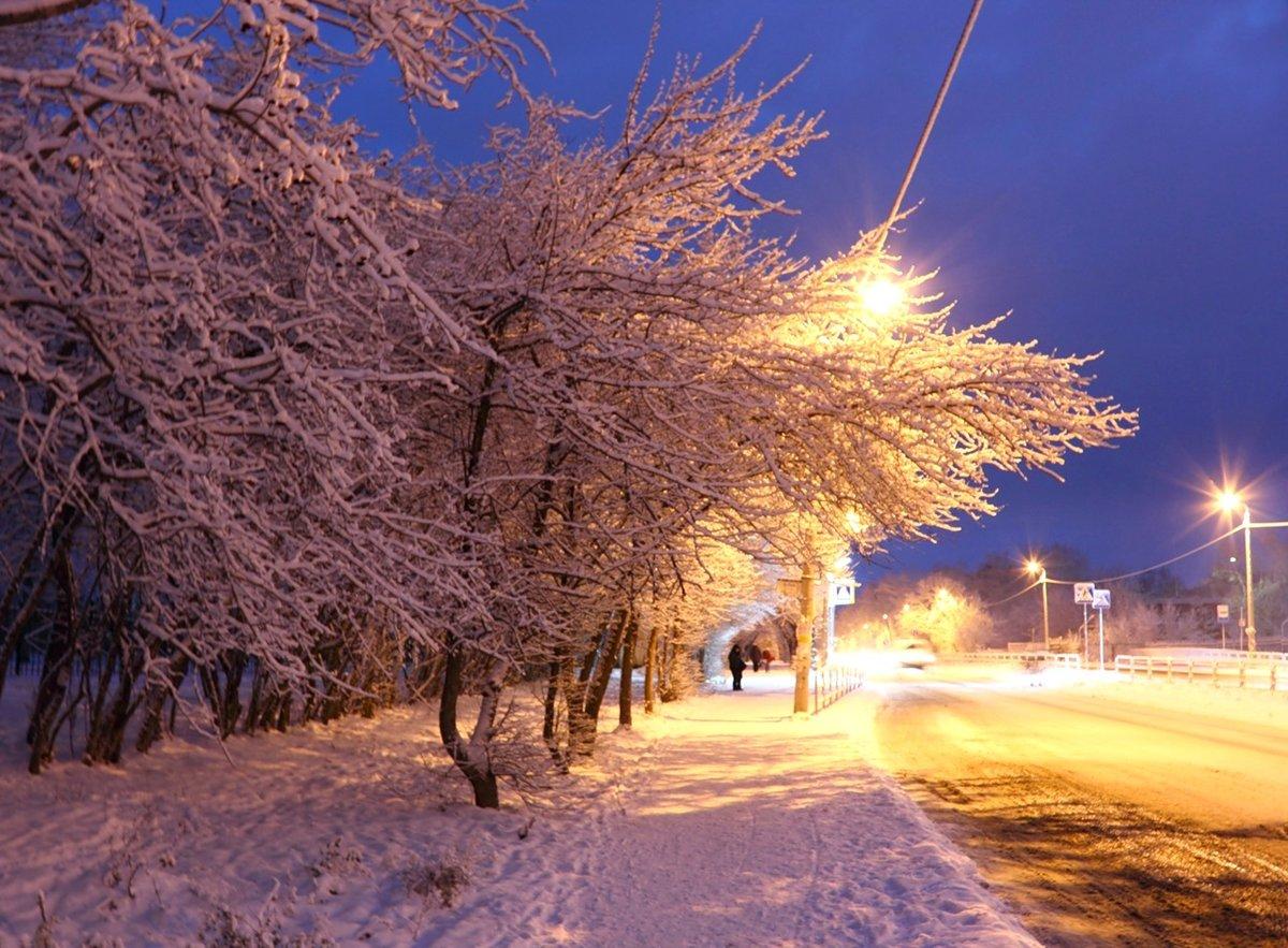 то, самые лучшие фото зимы в городе случае больших тиражей