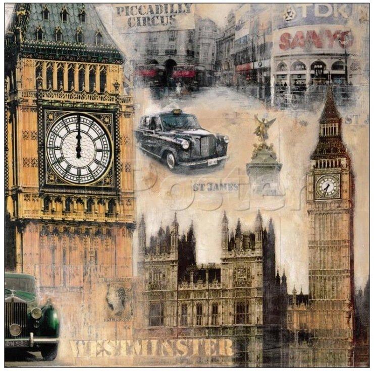 Картинки, открытка с англией