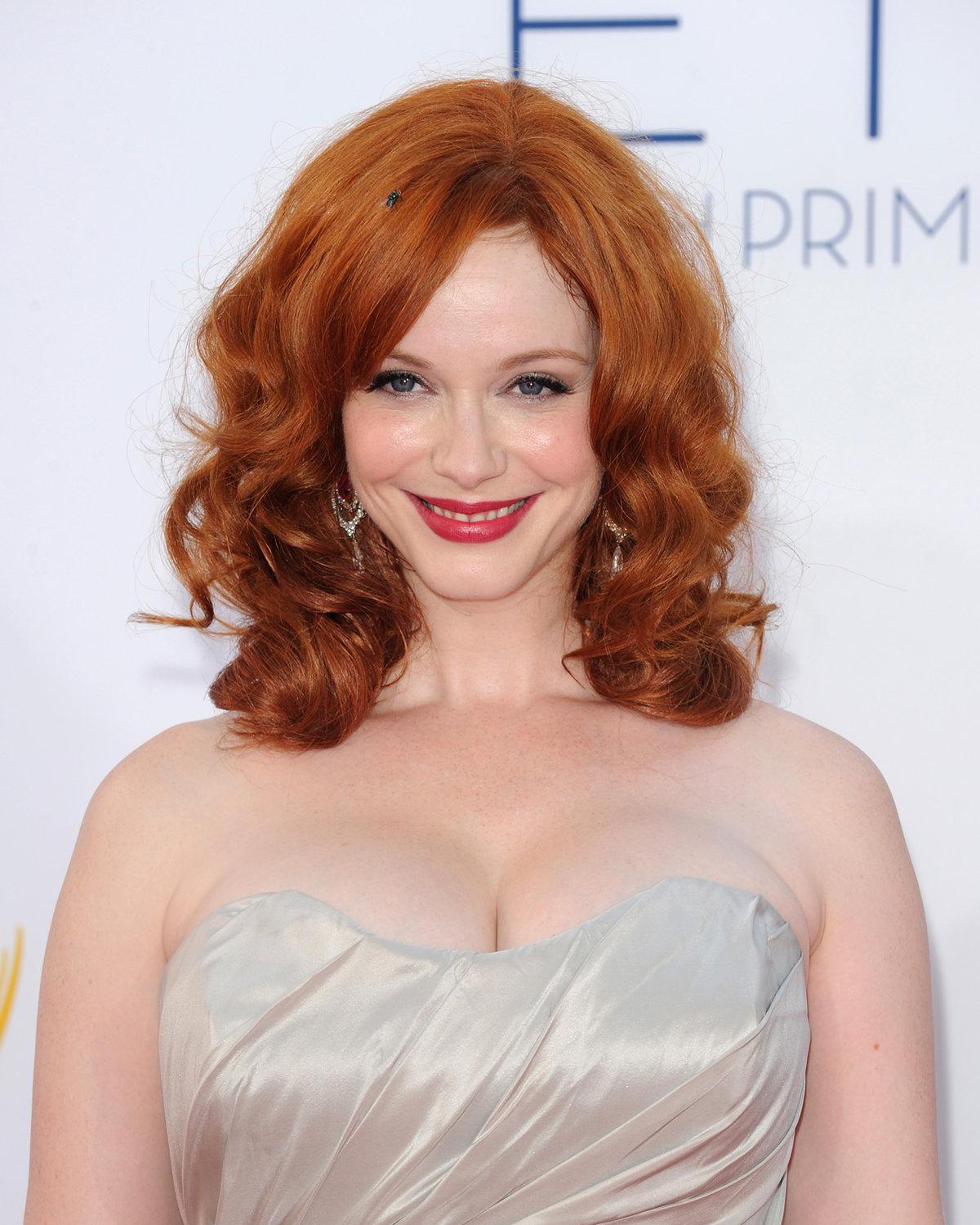 Зарубежные рыжеволосые актрисы #7