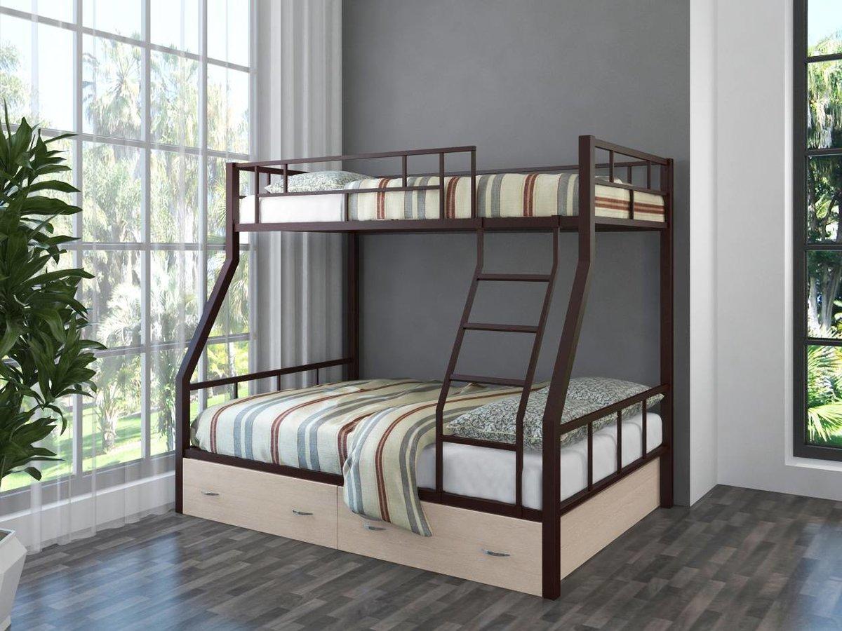 кровать двухъярусная с диван-кроватью картинки феврале сети