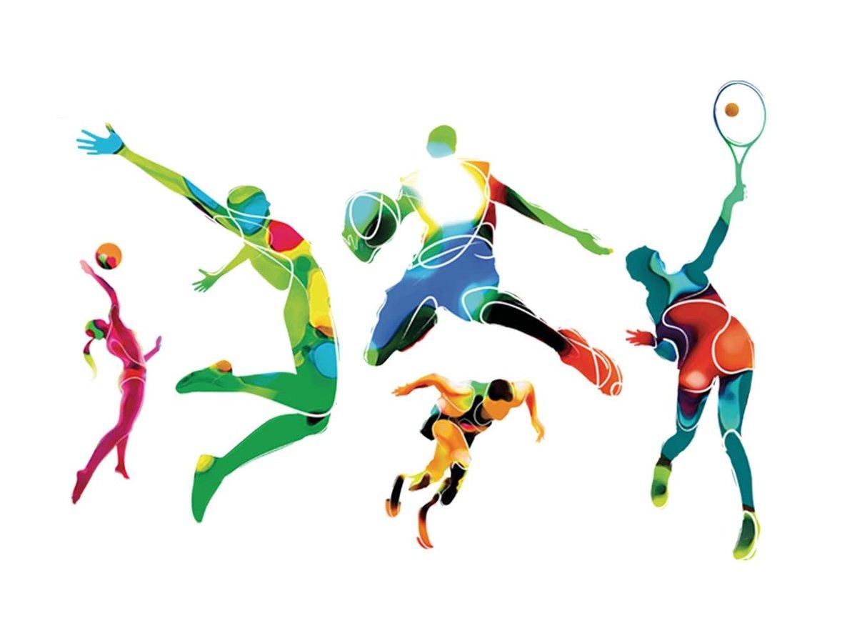 картинки в векторе спортивные