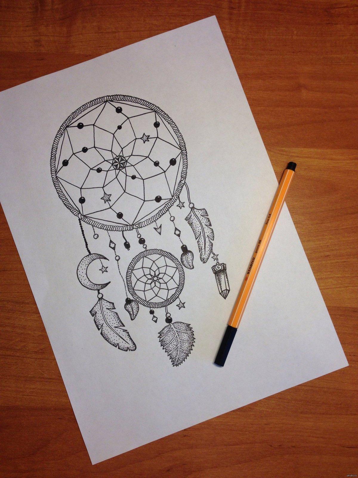 наша рисунки гелевой ручкой черной легкие одно что