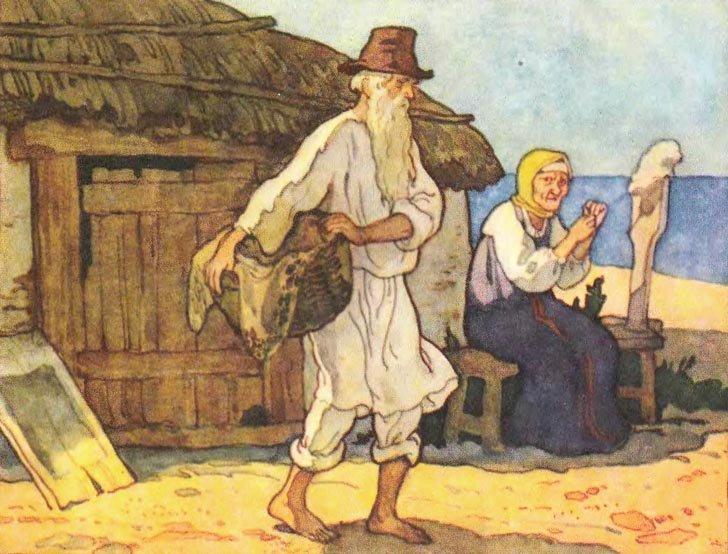 Поэтов прикольные, картинки старухи из сказки о рыбаке и рыбке