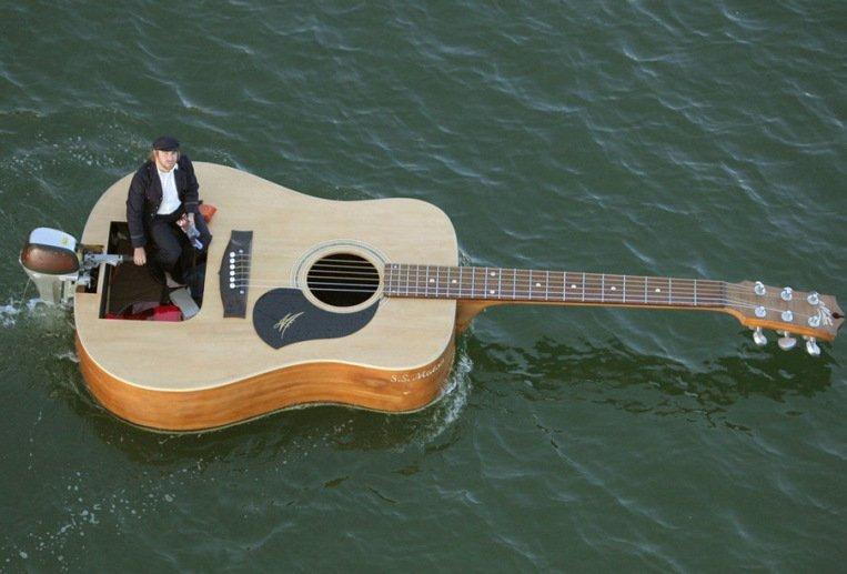 Гитара приколы картинки